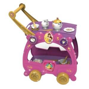Чаено парти количка с принцеси