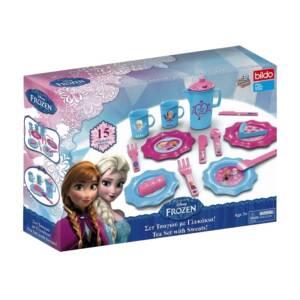 Чаен комплект Frozen